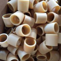 耐磨MC尼龙导向环 尼龙导向套加工 耐磨损机械五金塑料件