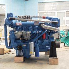 160 170 180马力船用发动机 潍坊R6105AZLC柴油机 船用主机