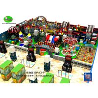 淘气堡室内游乐场儿童乐园0元加盟淘气堡价格