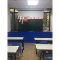 从化升降绿板供应Z惠州进口树脂绿板H肇庆双层挂教学板