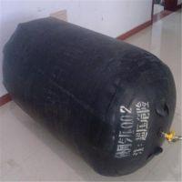 圆形橡胶气囊直径300mm 桥梁工程用橡胶充气芯模 欢迎咨询