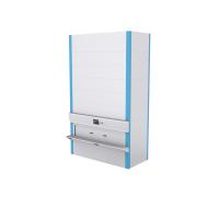 南京智能货柜自动存取货物 立体循环数控货架 自动化垂直回转库