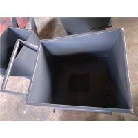 最低优惠的价格定制机床废料箱金属收集车盛普诺定制