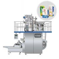 【新品】佛山海旭HX-B5000型 砖形无菌纸盒灌装机