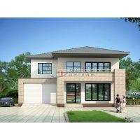 AZ063二层农村自建别墅设计图170平米