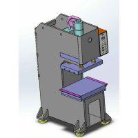 供应精密型数控压机,昆山数控压装机,伺服油压机接受定制