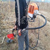 本田进口新款割草机 混合油背负式松土除草机