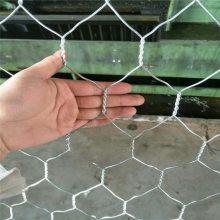 镀锌铅丝笼 安平县六角网生产 河道截流六角网安装