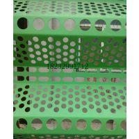 安平生产厂家防风抑尘网 煤场高强度挡风墙 电厂使用 专业生产圆孔