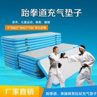 河南体操运动充气保护垫子跆拳道武术训练垫子