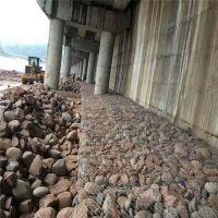 四川河道治理格宾挡土墙 镀锌石笼网生产厂家 固滨笼用途