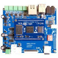 IMX6UL开发板 多串口工业级学习实验板 ARM嵌入式工控板FREESCALE
