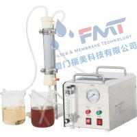 中空纤维膜小试设备,超滤微滤装置,用于料液污水分离浓缩,