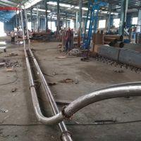 管链输送机原理新品 倾斜管链输送机廊坊