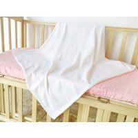 纯棉浴巾婴儿用 妮贝尔医院专供待产包系列