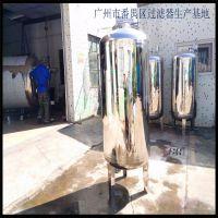 清又清直销民权县304不锈钢大型工业污水前置预处理石英砂机械过滤器