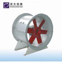 玻璃钢轴流风机叶轮工作原理