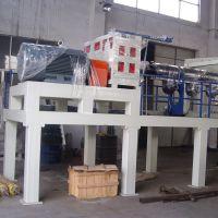 典美机械 三维排水网生产线 专业制造