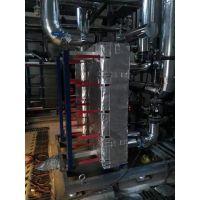 食品业蒸汽阀门保温套,换热器可拆卸保温套