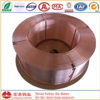宏泰正品铜管 TP2 R410A紫铜管 国标紫铜管