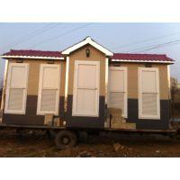 景区标准卫生间 3A级标准 金属雕花板厕所 户外厕所 沈阳厂家现货可来厂参观