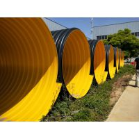 洛阳国润钢带增强PE螺旋波纹管优越性