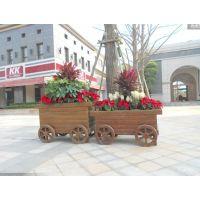 园林箱||公园花箱|啤酒花箱||推车花箱||景观花箱||三连体花箱