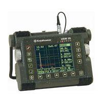 USM35探伤仪维修 上海地区超声波探伤仪维修