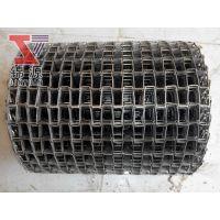 山东锦源厂家直供不锈钢长城网带 来样定制 芒果清洗机传动带