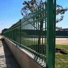 揭阳工厂专用1.8米高隔离栅安装 清远桥梁项目部三横栅栏批发