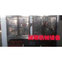 石家庄瓶装水灌装封口机 XGF32-32-8瓶装水灌装封口机信誉保证