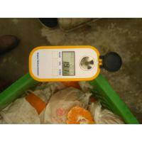 厂家直销数显折射仪果汁糖度计