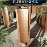 落地式花盆花器 室内外酒店商场展厅等异形创意玻璃钢花盆 价格