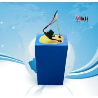 VIKLI供应9.6v40ah信号灯锂电池太阳能一体化路灯磷酸铁锂电池