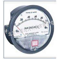 中西(DYP)指针式压差计 型号:BR20-MAGNEHELIC2000库号:M406366