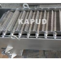 造纸厂、印染厂污水处理机械格栅机 回转式格栅捞渣机厂家 凯普德
