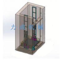 成都液压升降货梯,固定导轨式升降货梯