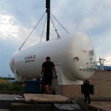 榆林市60立方LNG低温储罐技术参数,60立方天然气储罐规格型号有几种,菏锅