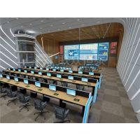 操作台联众恒泰 AOC-D65山西太原电网某监控调度中心 智能调度台定制设计 产品面向全国销售