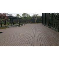 厂家直销【户外地板】防水防潮止滑3D木纹-非塑木专用于户外贝多林材料