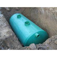 新疆克拉玛依市玻璃钢化粪池 污水处理设备 现货供应