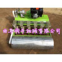 人力4行蔬菜播种机 润丰 汽油种菜机器