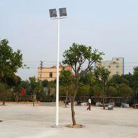桂林市灯光球场灯杆报价 篮球场灯具布置标准 球场照明中杆灯尺寸