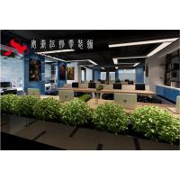 合肥办公室装修设计 简约式时尚办公