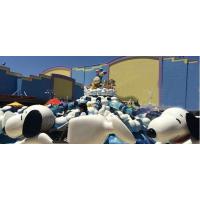 鸡西口碑好的儿童游艺设施飞天史努比创艺质优价廉厂家定制销售