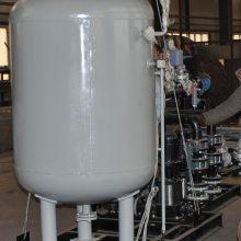 鞍山智能换热机组 亿达品牌 YDJZ1200型 采暖换热站专用