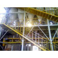 陕西智皓钢铁保护渣中央供料自动配混系统,打造数字化智慧工厂