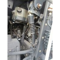 中国重汽豪曼H5 340驾驶室后悬避震器减振器隔震器