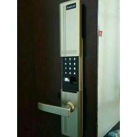 品信安防指纹防盗锁批发 指纹密码锁厂家 指纹锁安装价格