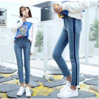 2018重庆哪里的牛仔长裤批发呢万州哪里有几元一条牛仔长裤批发